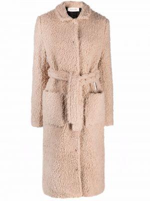 Бежевое пальто с карманами 1017 Alyx 9sm