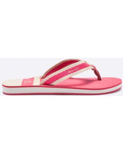 Розовые сандалии Gant