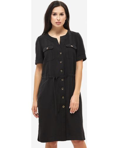Прямое платье - черное Danna