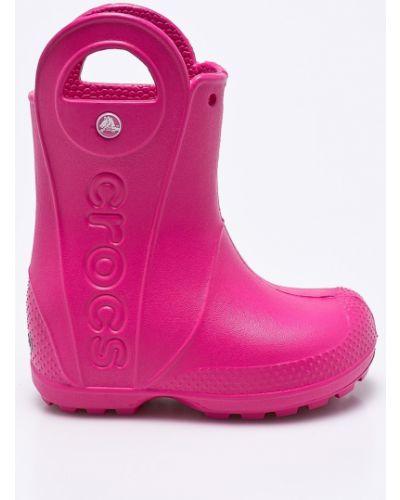 Сапоги розовый Crocs