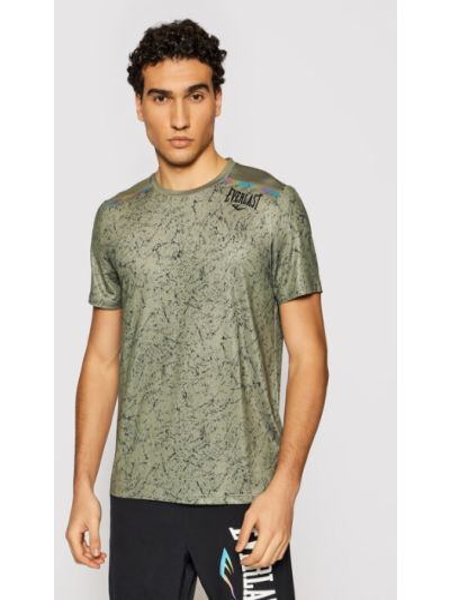 Zielona t-shirt Everlast
