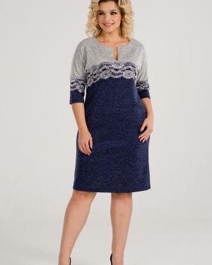 Повседневное платье платье-сарафан прямое марита