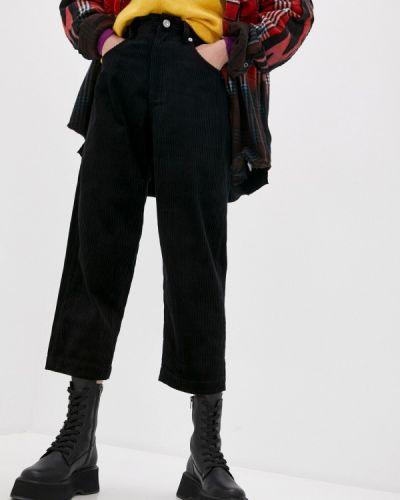 Повседневные черные брюки French Connection