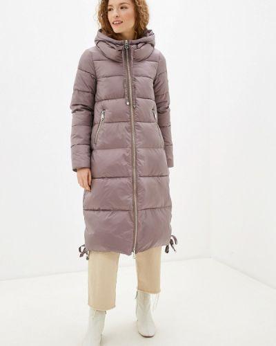 Теплая розовая зимняя куртка Aviù