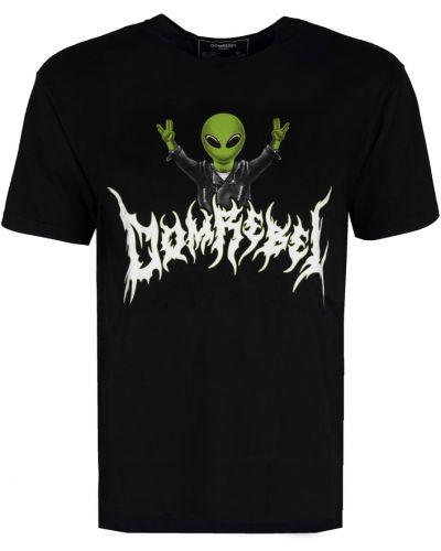 T-shirt Domrebel