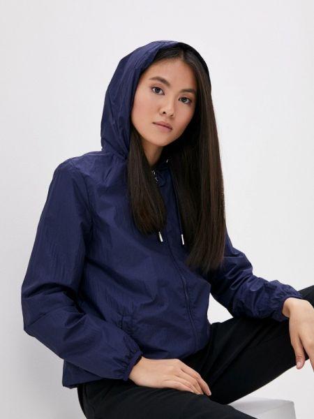 Облегченная синяя куртка Baon