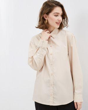 Рубашка с длинным рукавом бежевый Ovs
