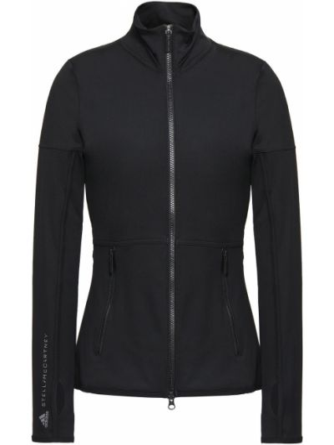 Куртка с карманами - черная Adidas By Stella Mccartney