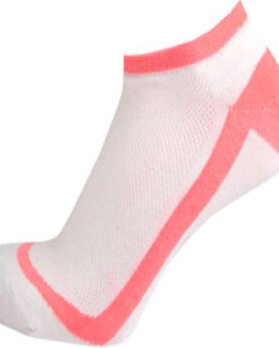 Белые носки для полных Duna