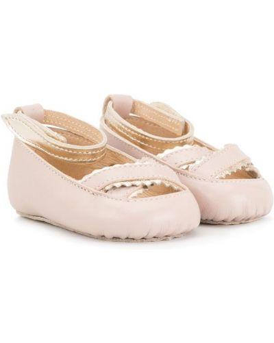 Балетки розовый Sonatina Kids