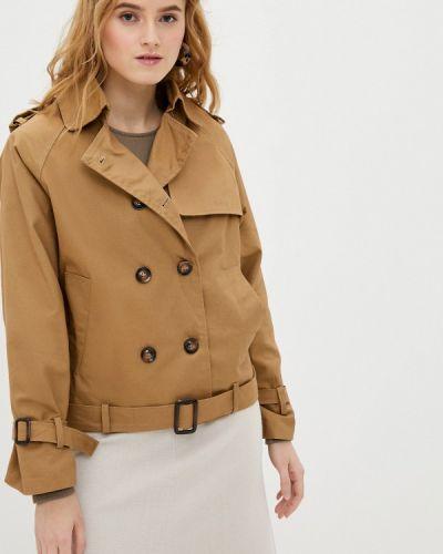 Облегченная коричневая куртка Moki