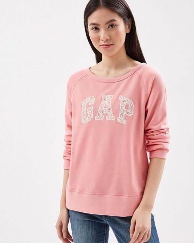 Розовый свитшот Gap