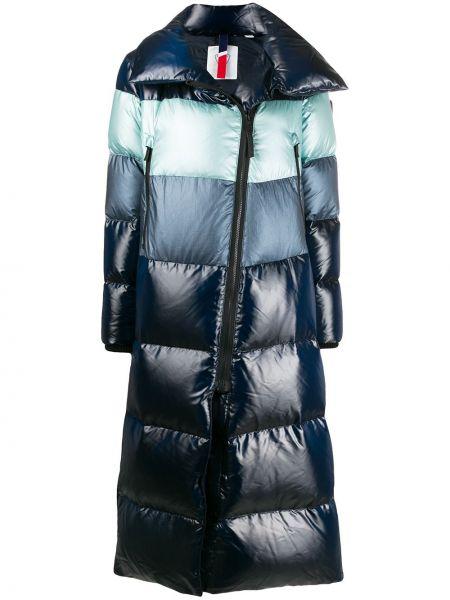 Пуховое пальто с капюшоном Rossignol