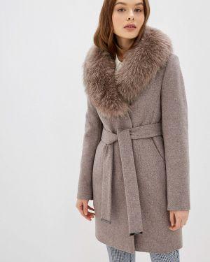 Зимнее пальто бежевое пальто Avalon