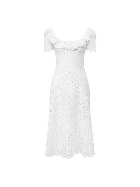 Платье льняное платье-поло Polo Ralph Lauren