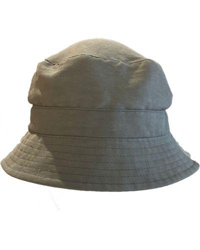 Szary kapelusz Sarah Pacini