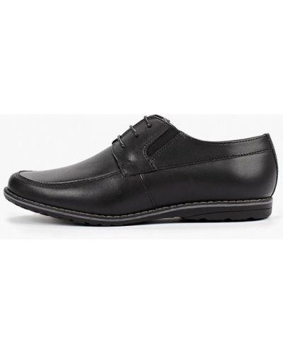 Туфли черные Elegami