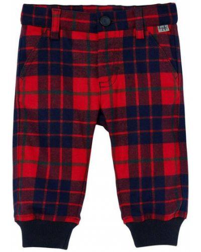 Czerwone spodnie Il Gufo
