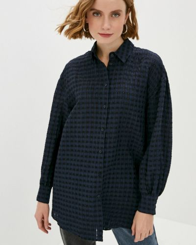 Рубашка - синяя Soaked In Luxury
