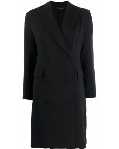 Платье макси восточное двубортное Antonelli