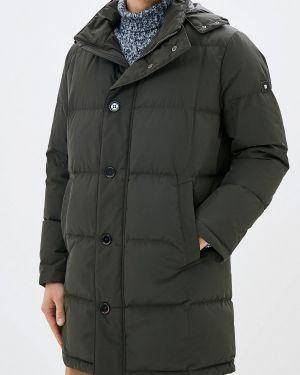Зимняя куртка осенняя зеленая Pierre Cardin