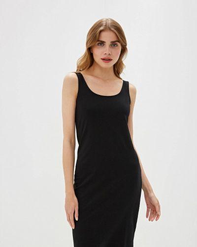 Платье платье-майка черное Iwie