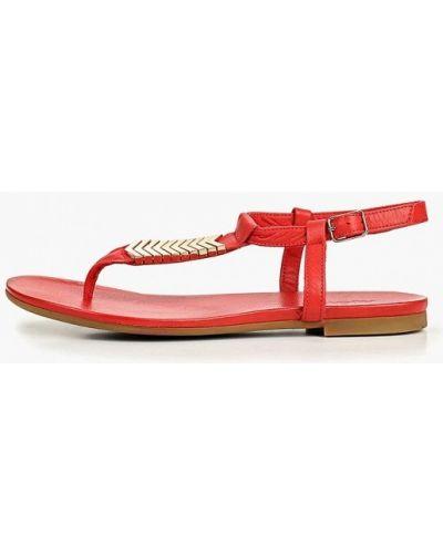 Красные сандалии турецкие Inuovo
