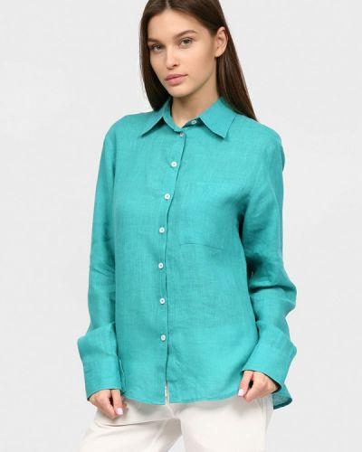 Бирюзовая рубашка Inna Lee