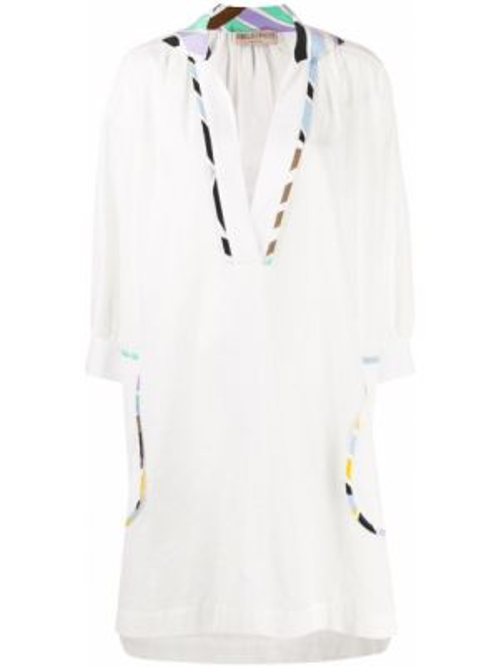 Платье мини миди классическое Emilio Pucci