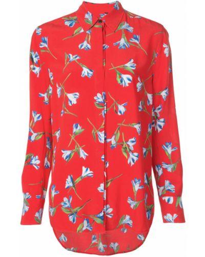 Рубашка с длинным рукавом с принтом с цветочным принтом Rag & Bone