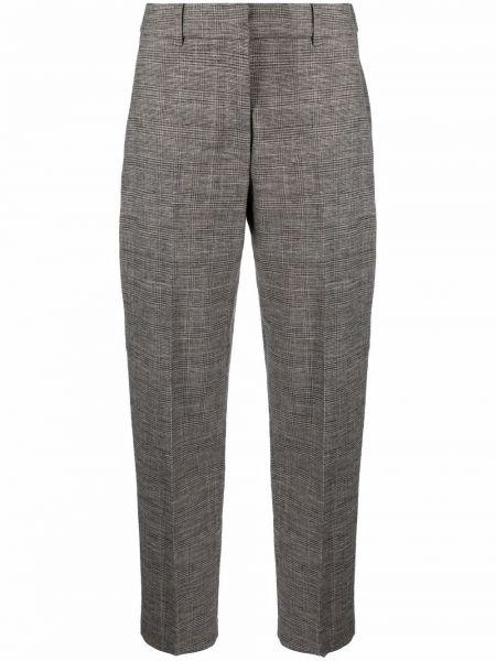 Укороченные брюки - коричневые Seventy