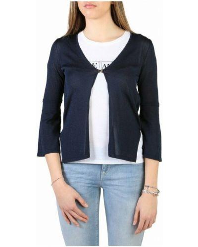 Kardigan - niebieski Armani Jeans