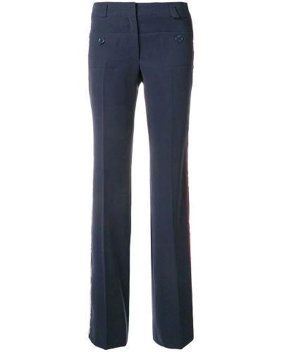 Spodnie zapinane na guziki Carven