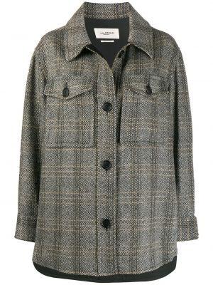 Шерстяной пиджак на пуговицах Isabel Marant étoile