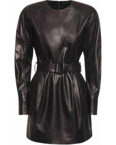 Платье мини с поясом с карманами Drome