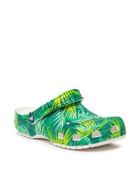 Klasyczne białe sandały Crocs