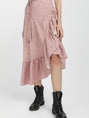 Юбка - розовая Gloss