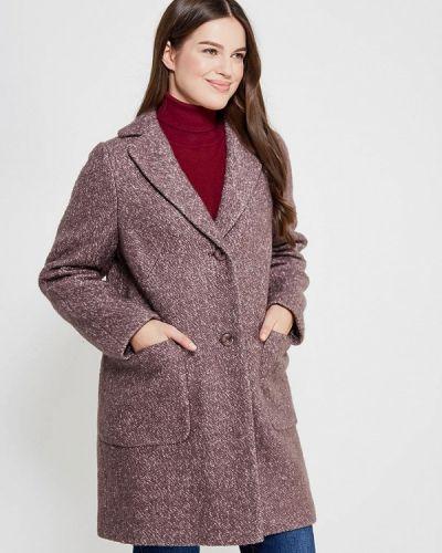 Коричневое пальто осеннее синар