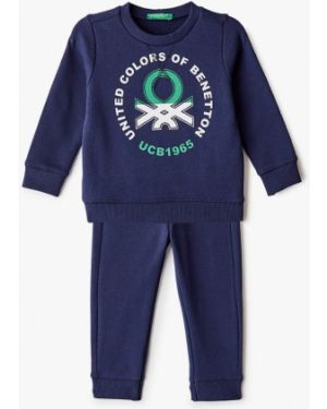 Спортивный костюм синий костюмный United Colors Of Benetton