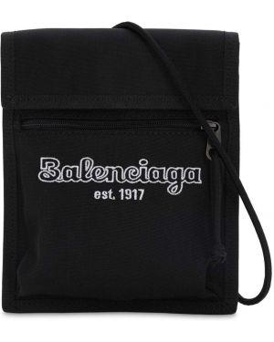 Torba na ramieniu nylon Balenciaga