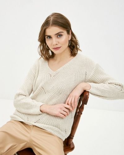 Бежевый пуловер Zabaione