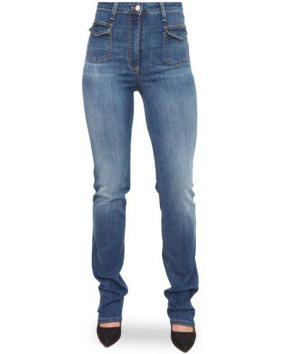 Niebieskie spodnie Kocca