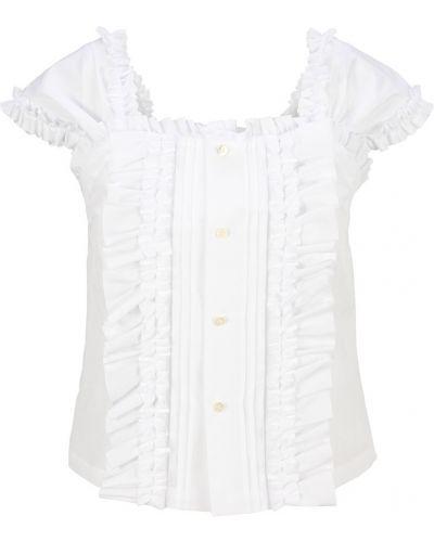 Biały top Comme Des Garcons