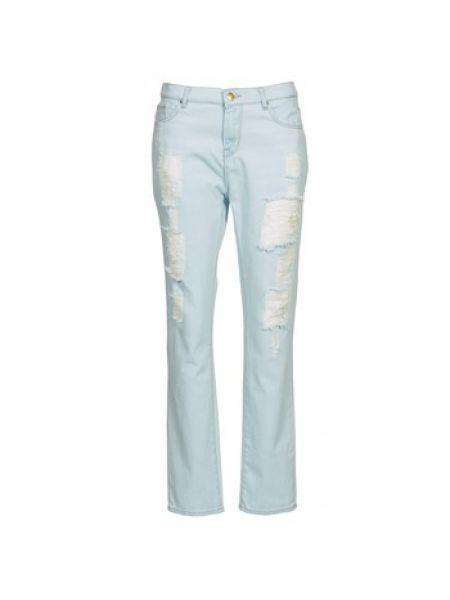 Niebieskie jeansy Cimarron