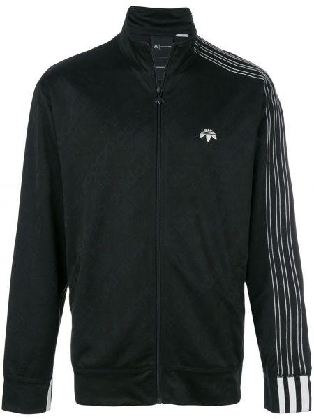 Спортивная куртка - черная Adidas Originals By Alexander Wang