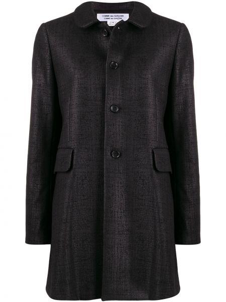 Свободная черная куртка с воротником Comme Des Garçons Comme Des Garçons