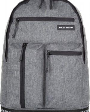 Рюкзак спортивный серый Skechers