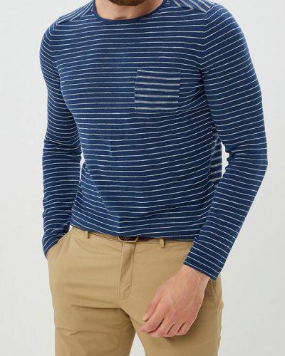 Синий джемпер Tom Tailor