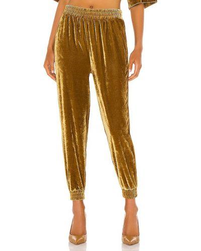 Классические брюки - желтые Cupcakes And Cashmere