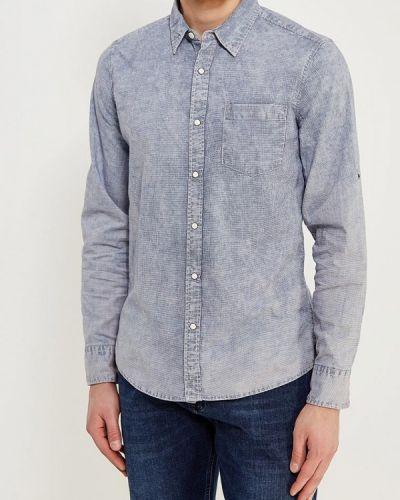 Голубая рубашка Colin's
